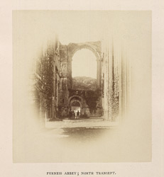 Furness Abbey; North Transept